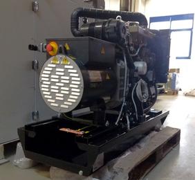 Notstromversorgung 22 kVA