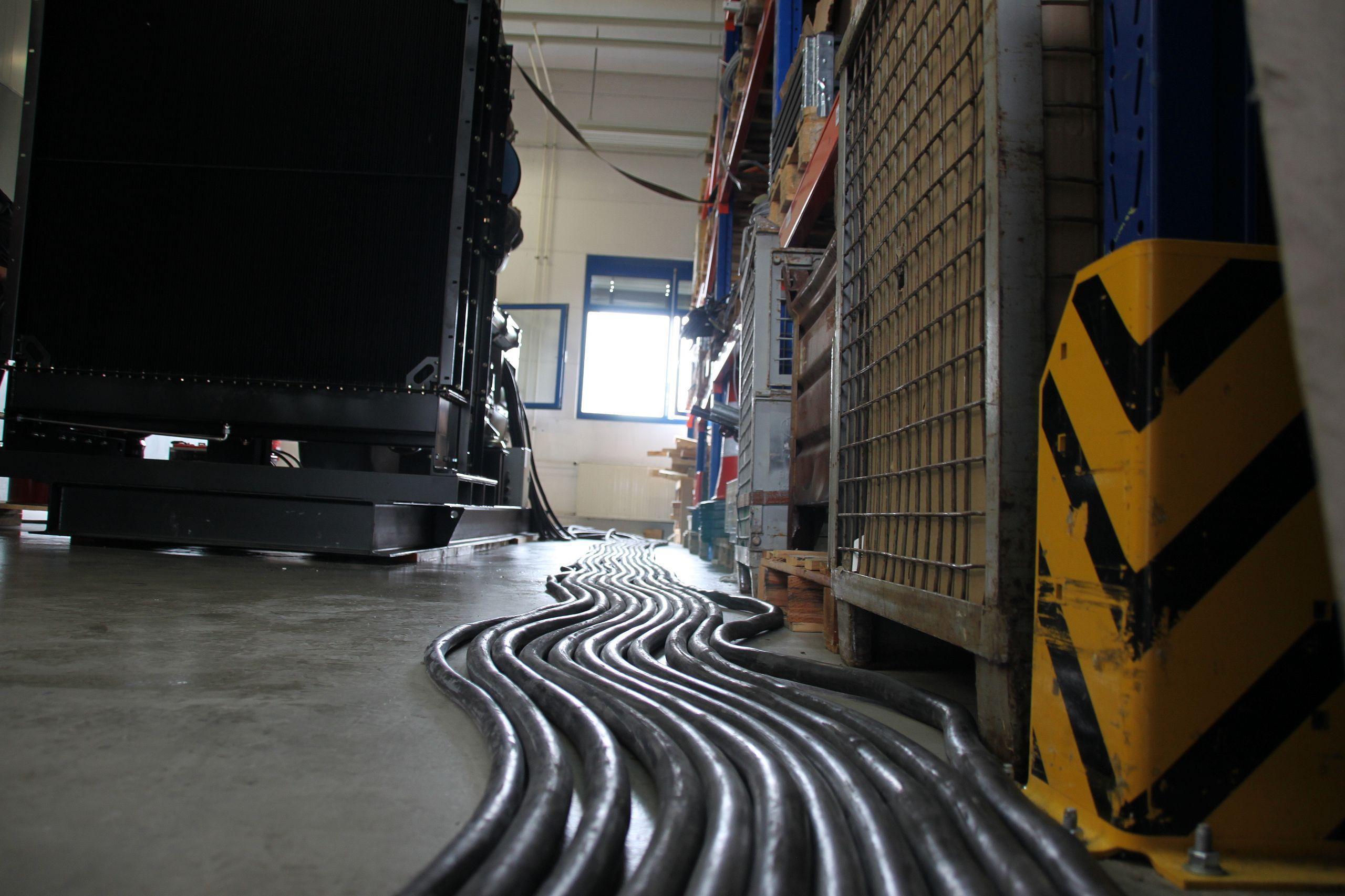 stromerzeuger diesel test | DIN VDE 0100-718 | DIN 6280-13